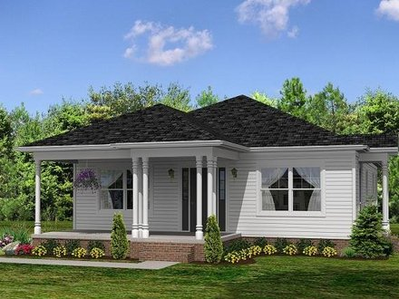 Free Small House Plans Small Cottage House Plans Free