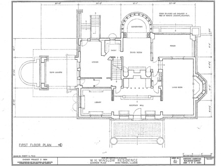 Cad house plans modern house plans building plans free for Modern house floor plans with measurements