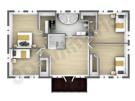 Interior House Floor Plans Image Showing Rooms House Interior