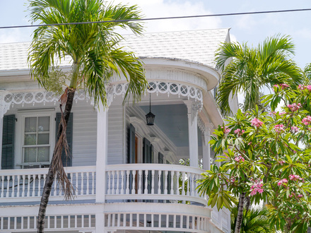 Key West Style Homes Key West Style Homes with Metal Roofs