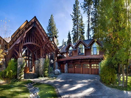 Lakefront Home Small House Plans Small Homes with Cathedral Ceiling