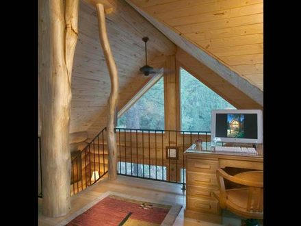 Log Home Plans with Wrap around Porch Log Home Plans with Loft