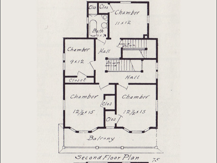 Medieval House Floor Plan Vintage House Floor Plans