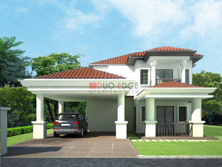 Modern Bungalow House Design Modern House Design in Philippines