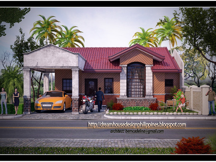 Modern Bungalow House Designs Philippines Modern House Design in Philippines