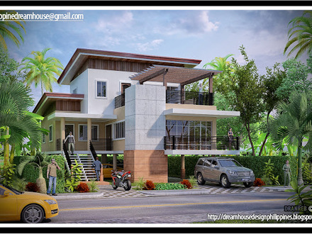 Modern House Design Philippines Small House Design Philippines