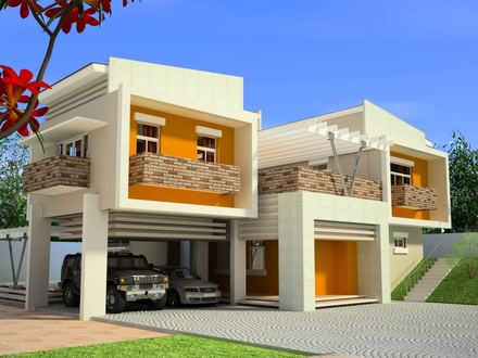 Modern House Plans Designs Philippines Modern Small House Plans