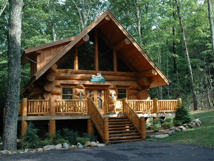 Modern Log Cabin Interior Design Log Cabin Interior Design