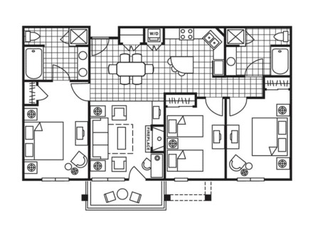 Red tail hawk lodge red tail lodge marketplace floor plans for Mountain lodge floor plans