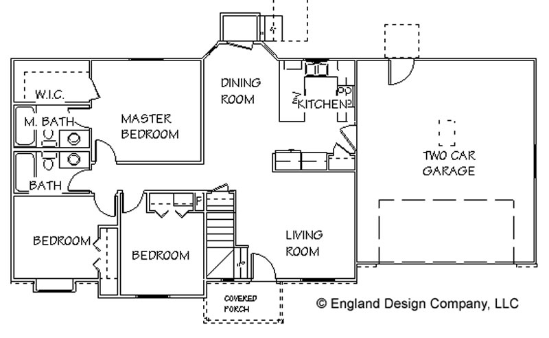 Nice Simple Houses Simple Country House Floor Plans