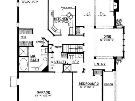 518f8426e90e6593 Small House Floor Plans Under 500 Sq Ft Modern Small House Plans further Plan For 24 Feet By 60 Feet Plot  Plot Size160 Square Yards  Plan Code 1313 besides Duplex Elevation Design likewise House Plans Uk 4 Bedrooms likewise One Bedroom Design Layout. on single floor 3d home design