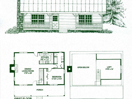 One Room Log Cabin Floor Plans One Room Log Cabin Interiors