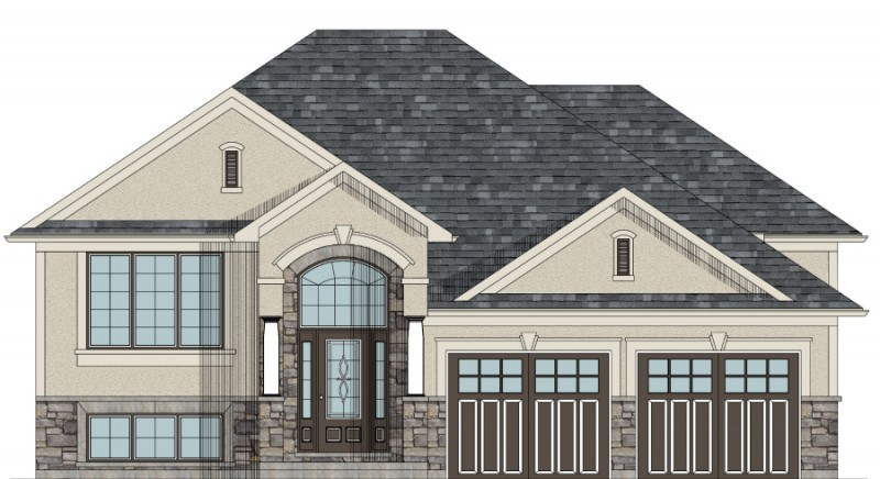 Raised bungalow house plans small house plans bungalow for Raised cottage house plans