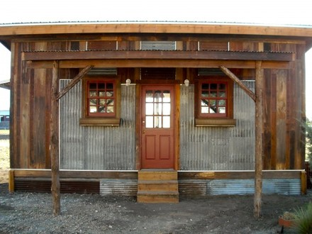 Reclaimed Space Small House Small House Trends