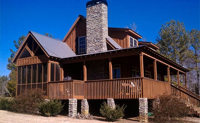 Rustic Small 2 Story Cabins Small Rustic Cabin House Plans