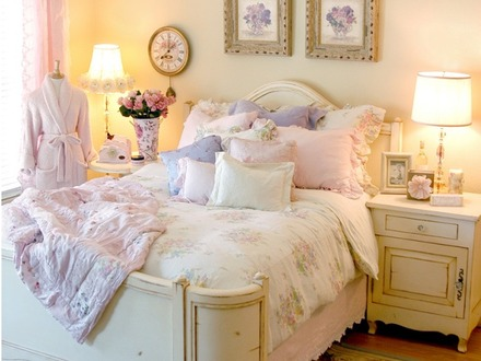 Shabby Chic Bedroom Decor Cottage Bedroom Decor