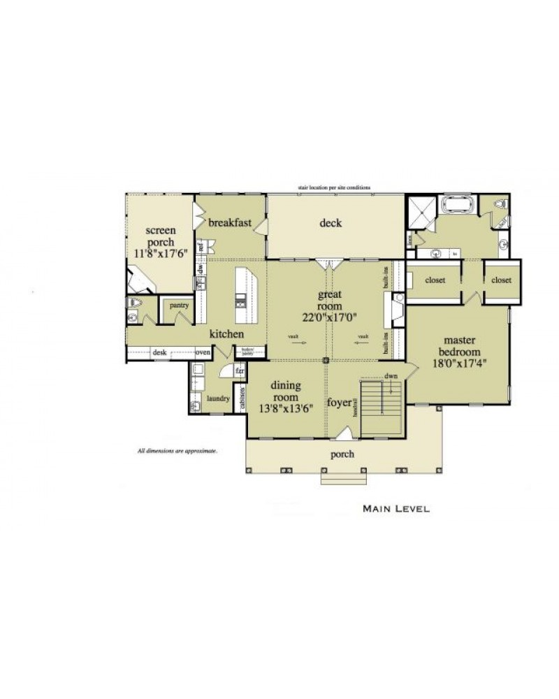 Ski lodge house plans lodge house plans with open floor for Ski lodge home plans