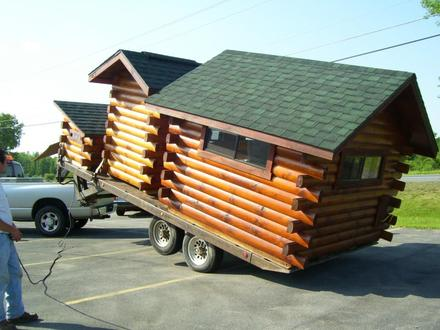 Small Amish Hunting Cabins for Sale Hunting Cabin Plans