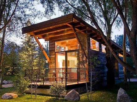 Small Cabins Tiny Houses Tiny House Interior