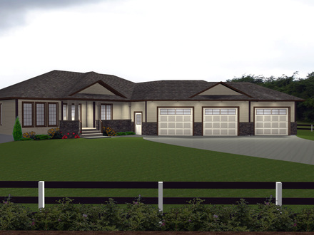 Small Guest House Plans House Plans with Attached 3 Car Garage