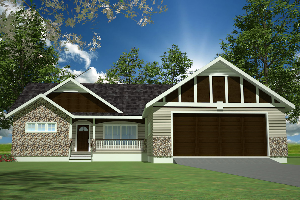 Small homes with rv garages custom rv garage plans spec for Unique garage plans