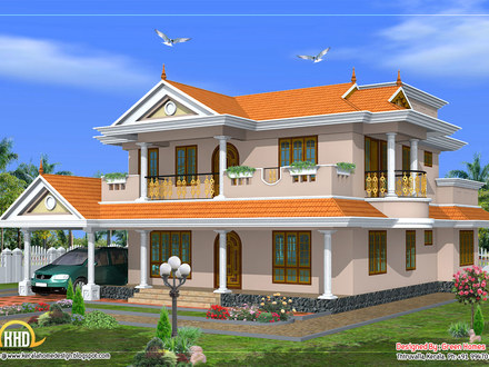 Small House Design Kerala Home Kerala Home Designs Houses