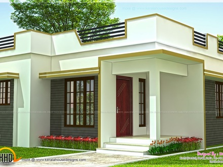 Small House Plans Kerala Style Small Two Bedroom House Plans