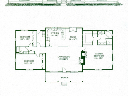 Small Log Cabins with Lofts 2 Bedroom Log Cabin Homes Floor Plans
