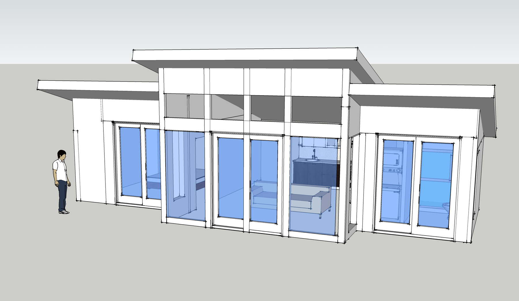 Small modern house designs philippines small modern house for Small modern house design philippines