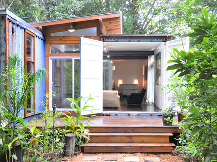 Underground Shipping Container Homes Shipping Containers as Homes