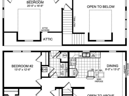 Small Modular Homes Floor Plans Breeze House Floor Plan
