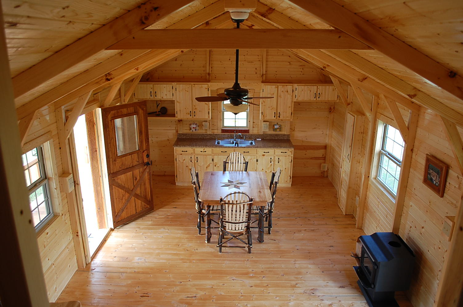Amish Cabin Company Amish Style House Plans Cabin