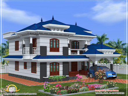 Beautiful House Designs in Kerala Beautiful House Designs Kerala Style