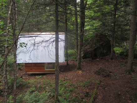 Build Cabin From Landscape Timbers Cabins You Build Yourself