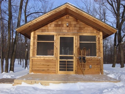 Building Small Cabins Small Cabin Building Plans