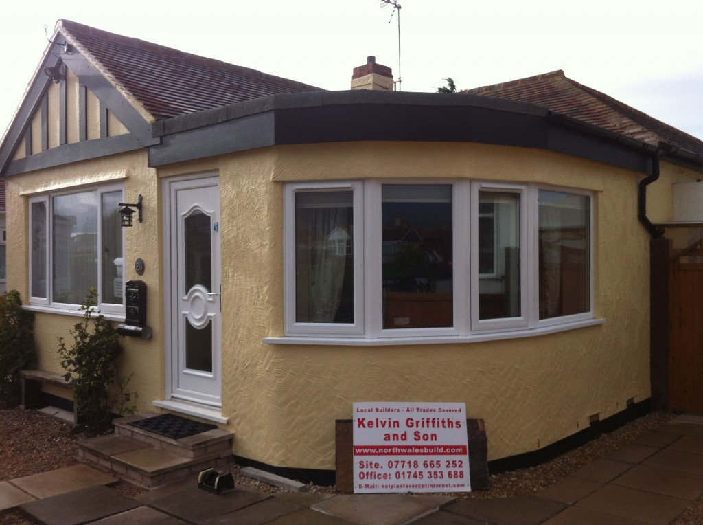 Flat Roof Extension Bungalow
