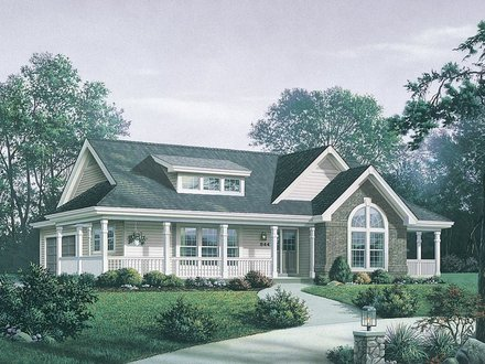 Bungalow House Plans with Wrap around Porches Bungalow House Plans with Porches