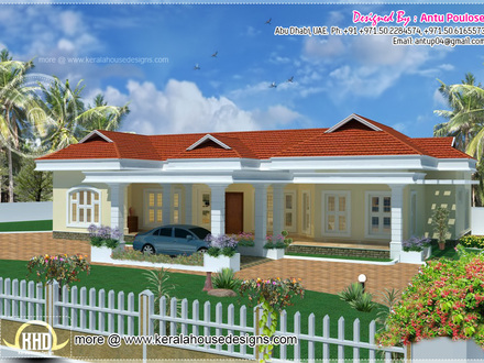Small modern house designs philippines modern bungalow for Small bungalow design india