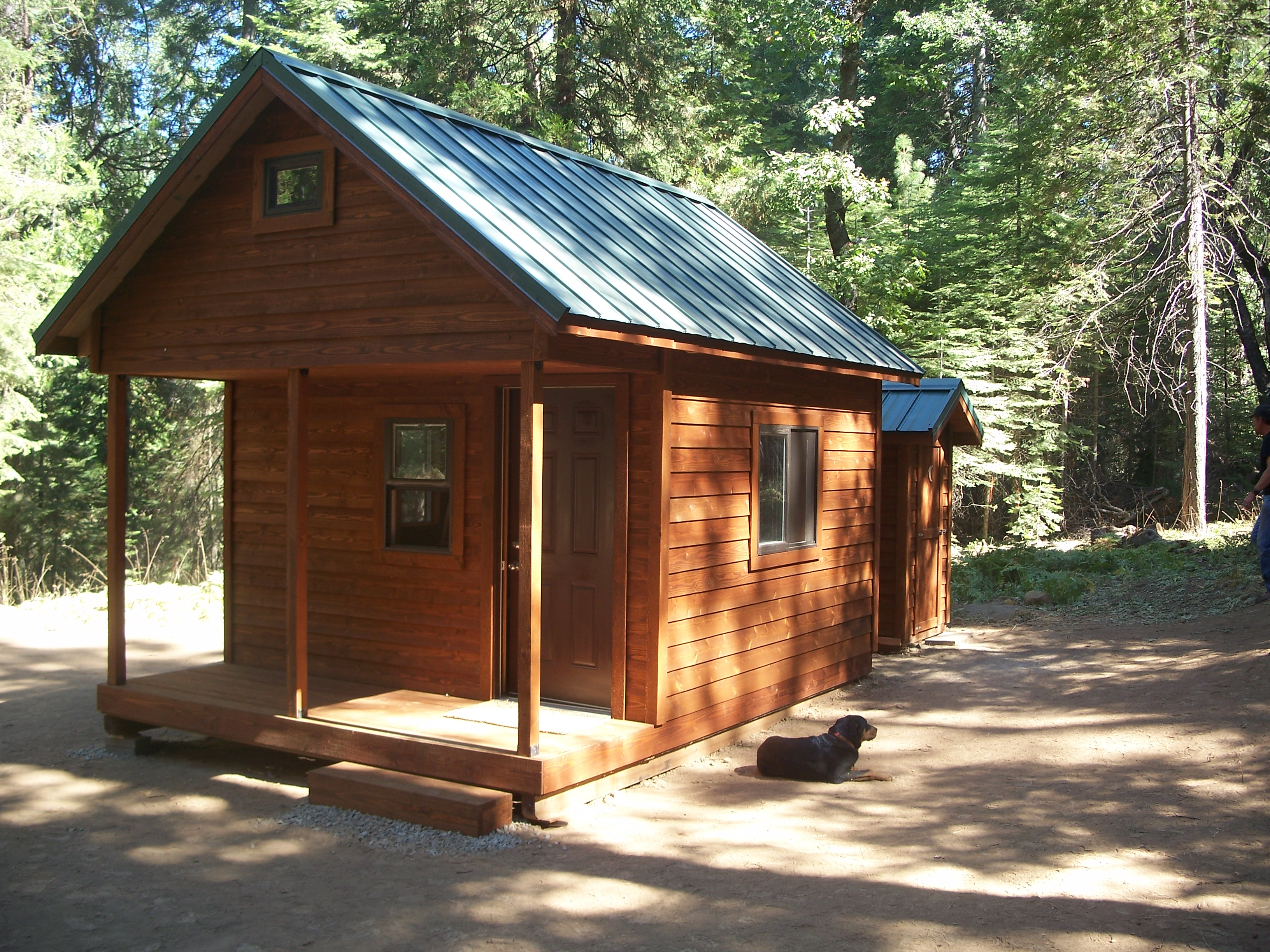Camping cabin kits affordable log cabin kits camp cabin for Cabin and cottage kits