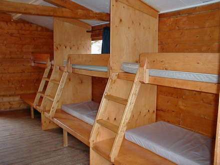 Cedar Bunk Bed Plans Cabin Bunk Bed Plans