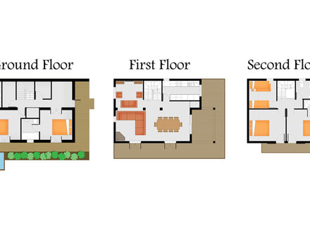 Chalet Modular Home Floor Plans Chalet Modular Homes in PA