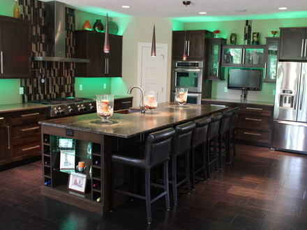 Contemporary Craftsman Style Home Craftsman Kitchen cleveland Craftsman Style Home Exterior Paint Colors
