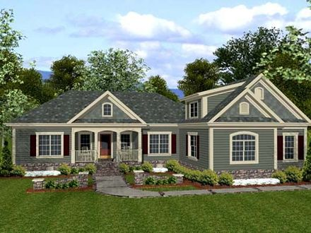Craftsman House Plans with 3 Car Garage Craftsman Cottage Style House Plans