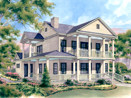 Craftsman Narrow Lot House Plans Narrow Lot House Plans with Porch
