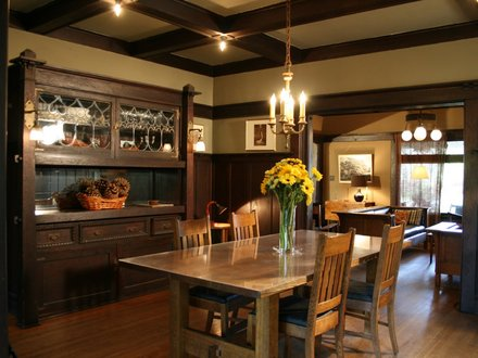 Craftsman Style Homes Floor Plans Craftsman Style Home Interiors