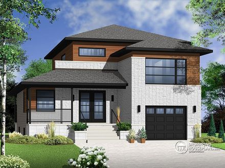 Drummond House Plans Designs Drummond Contemporary House Plans
