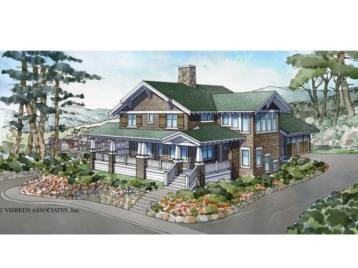 Eplans craftsman house plan craftsman cottage style house for Www eplans com