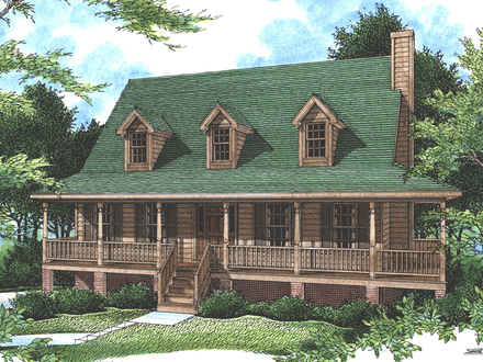 Falais Rustic Country Home Plan 052D 0057 House Plans and More Rustic Modern Country Homes