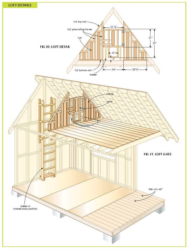 Storage Shed Homes