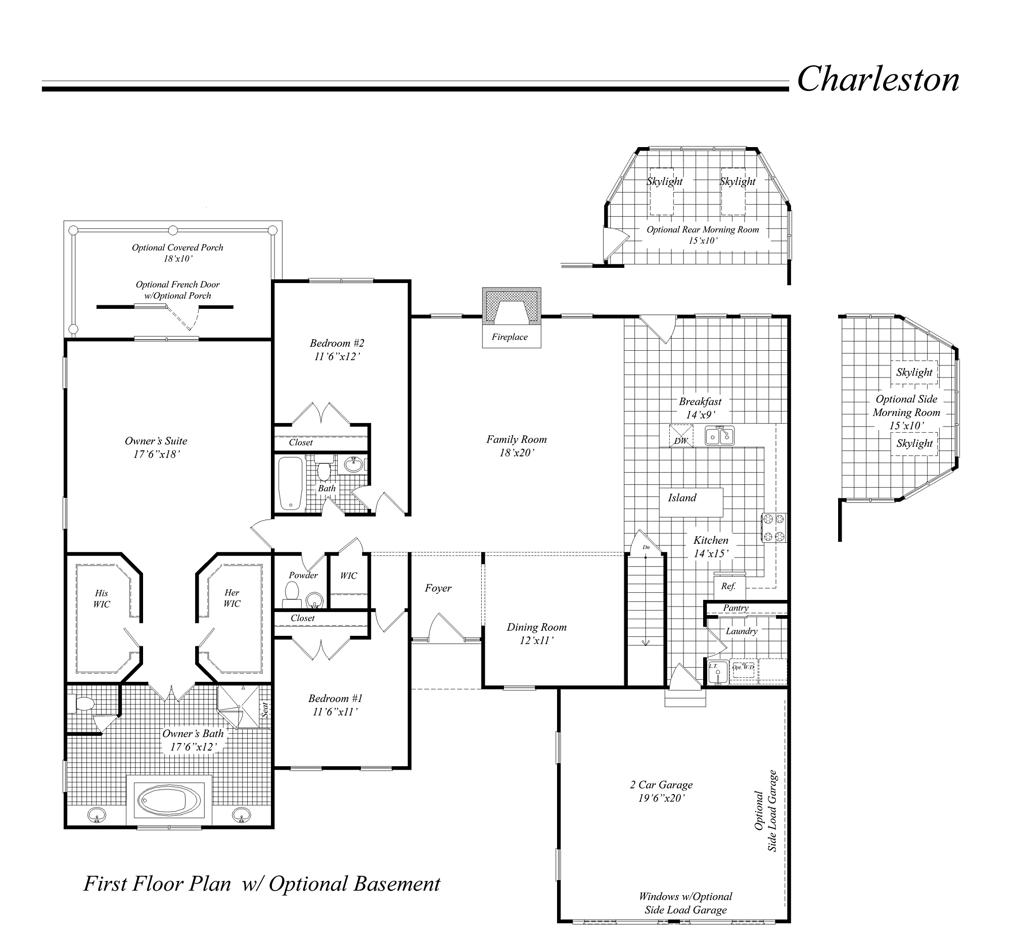 Free home floor plans floor plan drawing software free for Design your floor plan free